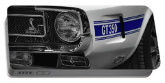 1969 Ford Mustang Shelby Gt350 1970 Portable Battery Charger