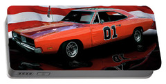 1969 General Lee Portable Battery Charger by Peter Piatt