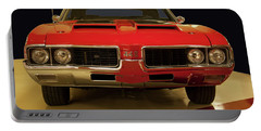 1969 Oldsmobile 442 W-30 Portable Battery Charger