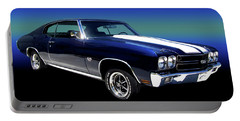 1970 Chevelle Ss Portable Battery Charger