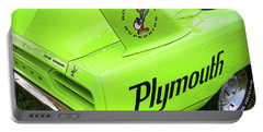 1970 Plymouth Superbird Portable Battery Charger