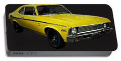 1971 Chevy Nova Yenko Deuce Portable Battery Charger