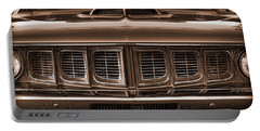 1971 Plymouth 'cuda 440 Portable Battery Charger