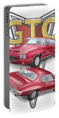 1971 Pontiac Gto Portable Battery Charger
