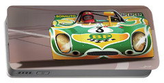 1971 Porsche 908-02k  Portable Battery Charger