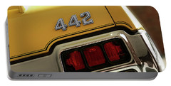 1972 Oldsmobile Cutlass 4-4-2 Portable Battery Charger