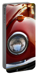 Portable Battery Charger featuring the photograph 1973 Volkswagen Beetle by Gordon Dean II