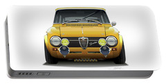 1974 Alfa Romeo Giulia Portable Battery Charger