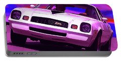 1978 Chevy Camaro Z28 Portable Battery Charger