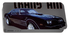 1978 Trans Am Portable Battery Charger