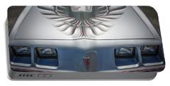 1979 Pontiac Trans Am Hood Firebird -0812c Portable Battery Charger