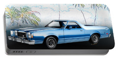 1979 Ranchero Gt 7th Generation 1977-1979 Portable Battery Charger