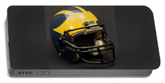 1980s Wolverine Helmet Portable Battery Charger