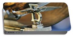 1927 Bentley 6.5 Litre Sports Tourer Hood Ornament Portable Battery Charger