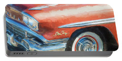 1958 Pontiac Star Chief  Portable Battery Charger
