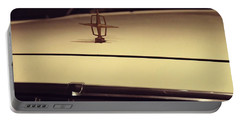 1963 Lincoln Portable Battery Charger