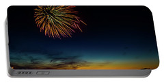 4th Of July Portable Battery Charger