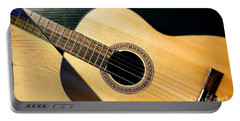 Acoustic Guitar Collection Portable Battery Charger