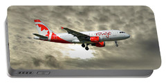 Air Canada Rouge Airbus A319-114 Portable Battery Charger