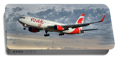 Air Canada Rouge Boeing 767-333 114 Portable Battery Charger