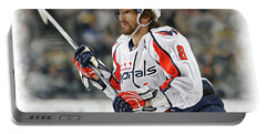 Alexander Ovechkin Portable Battery Charger