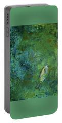 Algae Bloom Portable Battery Charger