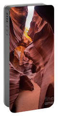 Antelope Canyon Portable Battery Charger by JR Photography