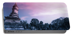 Artistic Of Chedi Portable Battery Charger