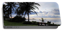 Asan Beach Guam Portable Battery Charger