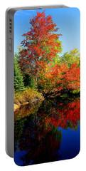 Autumn Splendor Portable Battery Charger