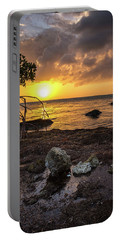 Bahia Honda Sunset Portable Battery Charger