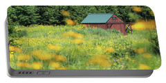 Barn Stony Brook New York Portable Battery Charger