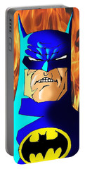 Old Batman Portable Battery Charger