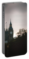 Big Ben Portable Battery Charger by Rachel Mirror