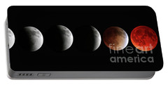 Blood Moon Eclipse Portable Battery Charger