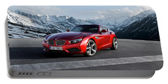 Bmw Zagato Coupe Portable Battery Charger