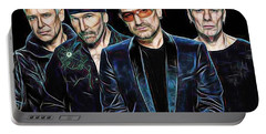 Bono U2 Collection Portable Battery Charger