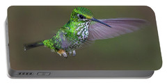 Booted Racket-tail Portable Battery Charger