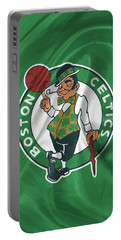 Boston Celtics Portable Battery Charger