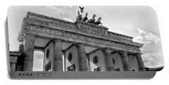 Brandenburg Gate - Berlin Portable Battery Charger