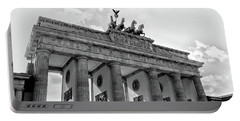 Brandenburg Gate - Berlin Portable Battery Charger