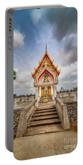 Buddhist Temple Portable Battery Charger