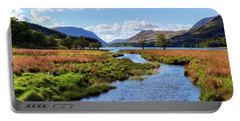 Buttermere - Lake District Portable Battery Charger