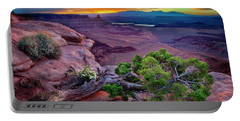 Canyonlands Sunrise Portable Battery Charger