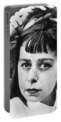 Carson Mccullers Portable Battery Charger