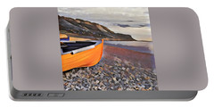 Chesil Beach Portable Battery Charger