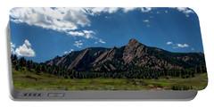 Colorado Landscape Portable Battery Charger by Anthony Dezenzio
