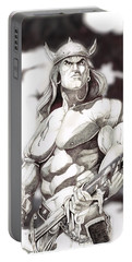 Conan The Barbarian Portable Battery Charger