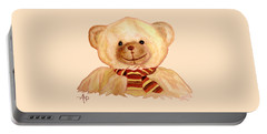 Cuddly Bear Portable Battery Charger