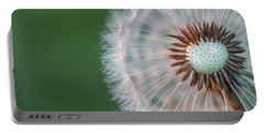 Dandelion Portable Battery Charger by Bess Hamiti